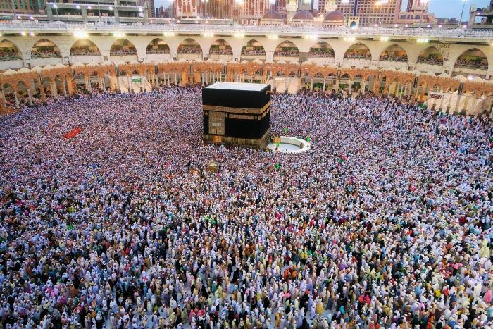 Die Kaaba in Mekka (Foto: Konevi/Pexels)