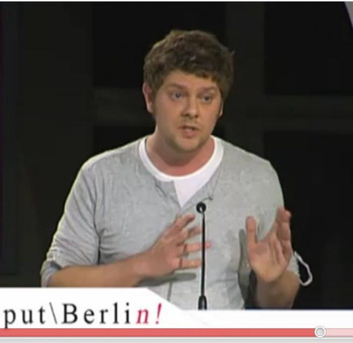 Philipp Möller philipp möller bei disput berlin giordano bruno stiftung