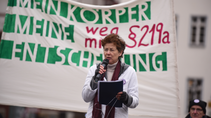 Foto: Pro Choice Gießen