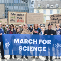 March for Science (Trier 2018)